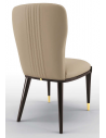 Dining Chairs Gorgeous Tanned Pebble Dining Chair