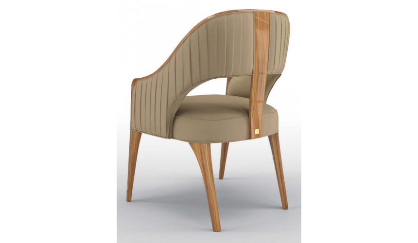 Dining Chairs Elegant Tavern Taupe Dining Armchair