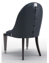 Dining Chairs Elegant Blue Comet Dining Chair