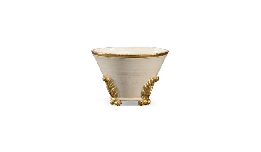 Decorative Accessories Ornate Italian Cachepot