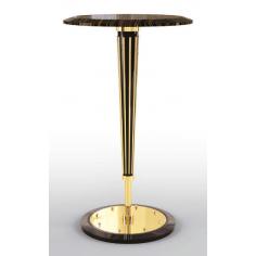 Stunning Skyscraper Sleek Bar Table