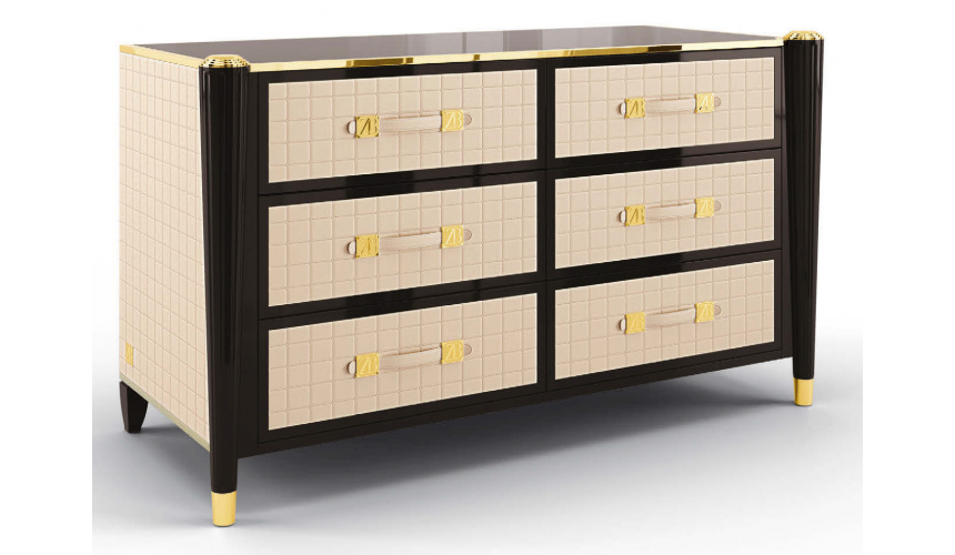 Chest of Drawers Deluxe Bon Voyage Chest Of Drawers