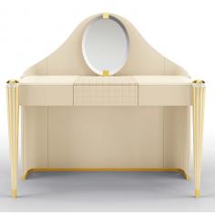 Elegant Composed Essence Dressing Table
