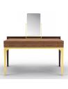 Dressing Vanities & Furnishings Stunning Golden Simplicity Dressing Table