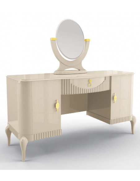 Dressing Vanities & Furnishings Beautiful Arctic Winds Dressing Table