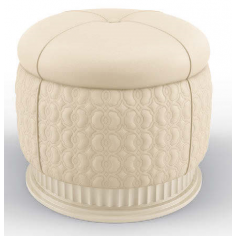 High End Mallow and Marsh Pouf