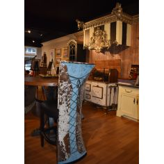 Corset bar stool, bistro chair, bistro table
