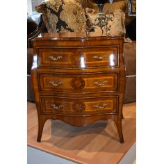 Extraordinary smaller size chest of drawers or nightstand.