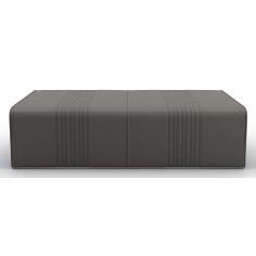Gorgeous Strokes of Graphite Bench