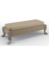 SETTEES, CHAISE, BENCHES Beautiful Mediterranean Sculpture Bench