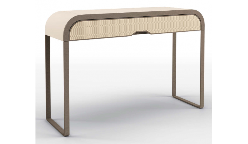 Console & Sofa Tables Gorgeous Coconut Bliss Console
