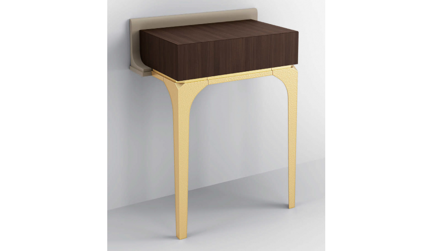 Console & Sofa Tables Gorgeous Swiss Chocolate Console