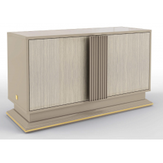 Contemporary Cliff-Side Climb Sideboard