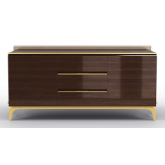 Gorgeous Morning Espresso Sideboard