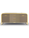 Breakfronts & China Cabinets Stunning Hot Springs Sideboard