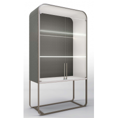 Gorgeous Tears of the Moon Display Cabinet