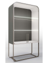 Display Cabinets and Armories Gorgeous Tears of the Moon Display Cabinet