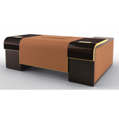 Gorgeous Butterscotch and Coco Desk