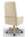 Office Chairs Stunning Mediterranean Ivory Office Chair