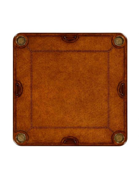 Game Card Tables & Game Chairs Fancy Carved Card Table