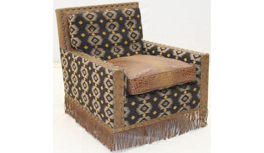 4875-Swivel Swivel Chair