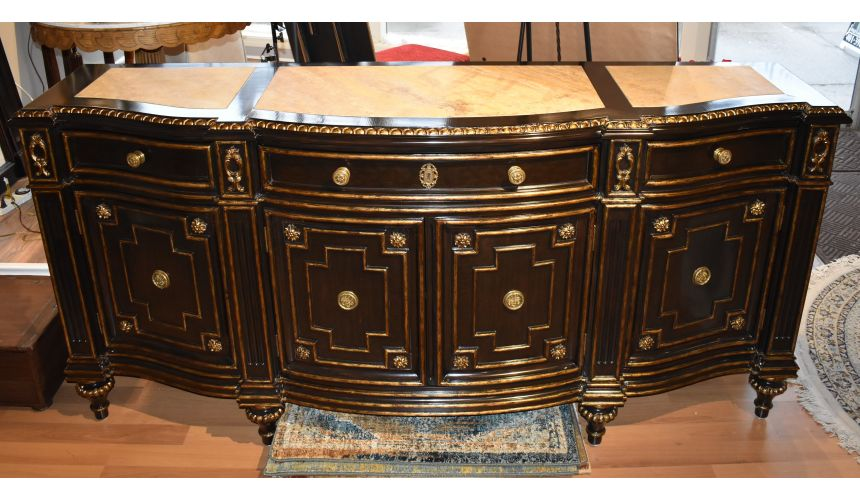 Breakfronts & China Cabinets Large Chiffonier