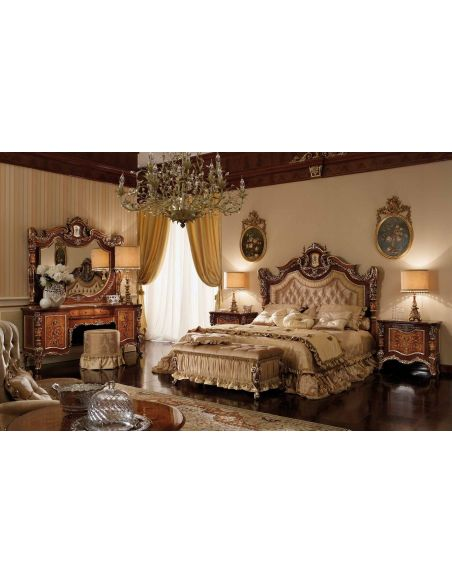 LUXURY BEDROOM FURNITURE European Bedroom Sets