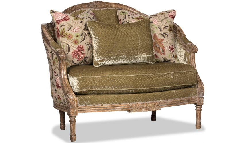 SETTEES, CHAISE, BENCHES Deluxe Summer Olive Chair