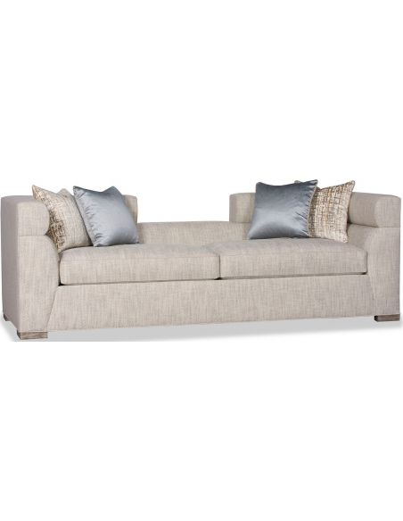 SOFA, COUCH & LOVESEAT Deluxe Subtle Touch of Clouds Sofa