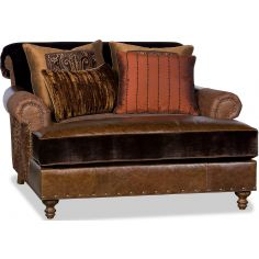 Luxurious Arabian Market Accent Chair