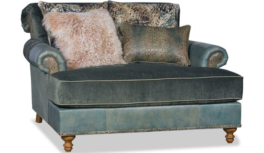 SETTEES, CHAISE, BENCHES Gorgeous Life Underwater Accent Chair