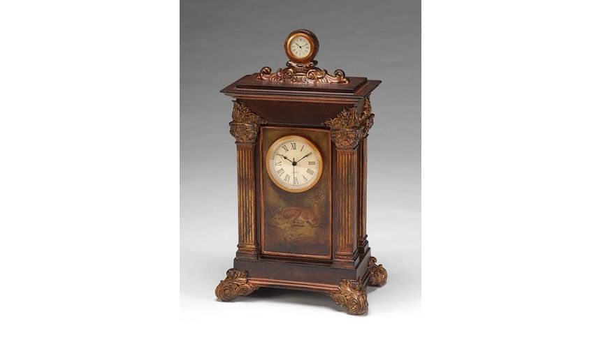 Decorative Accessories Home Accessories Mantle Clock