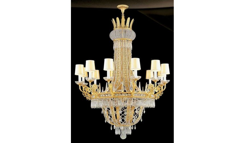 Chandeliers CHANDELIER. Padua Collection 28695