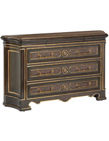 Chest of Drawers Luxurious Arcadian Hillside Dresser