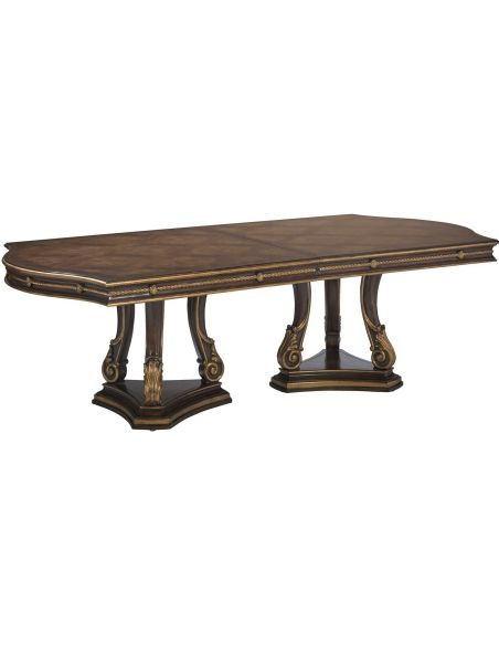 Dining Tables High End Rich and Grand Dining Table