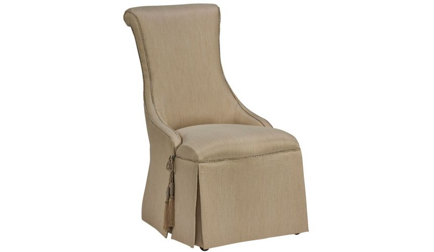 Dining Chairs High End Al Dante Ranch Side Chair