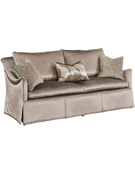 Modern Furniture Elegant Bubbles of Rosé Sofa