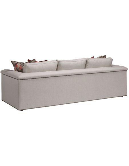 Modern Furniture Contemporary Clouds in a City Sofa