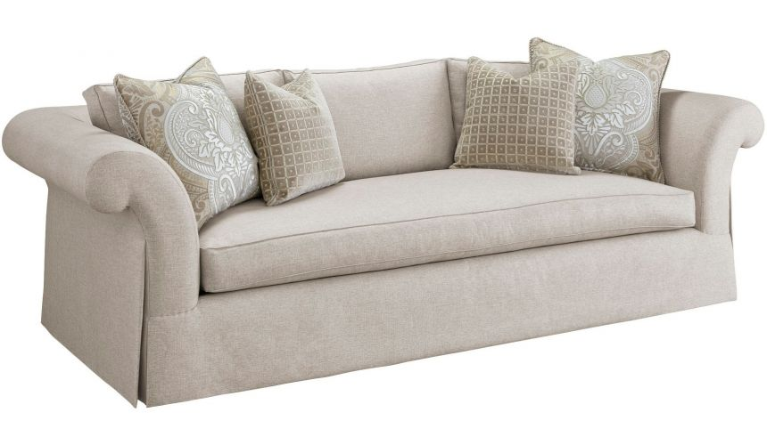 Modern Furniture Beautiful Blooms of Cotton Sofa