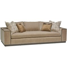 High End Bronzed and Beautiful Sofa