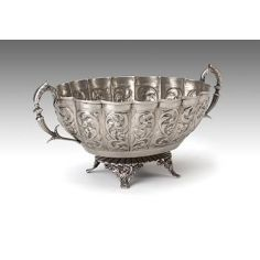 High Quality Furniture Handled Centrepiece Bowl