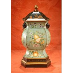 High Quality Furniture Faux Wood Fruited URN