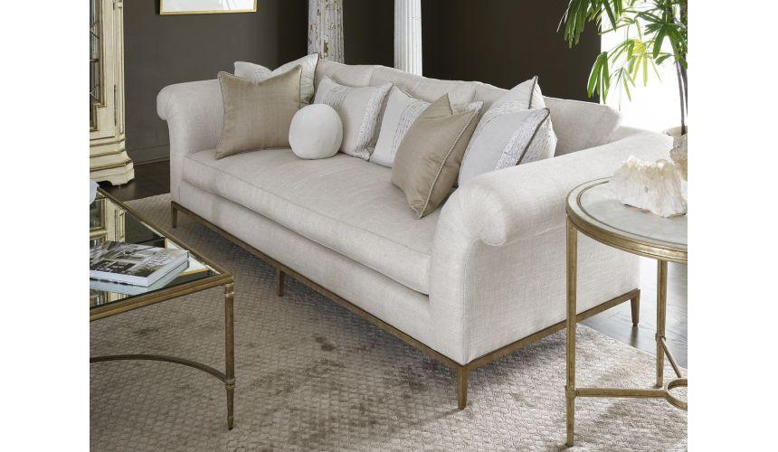 Modern Furniture Beautiful Shells of Shore Sofa