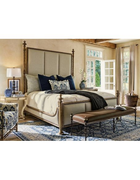 Queen and King Sized Beds Beautiful Coastal Shores Bed