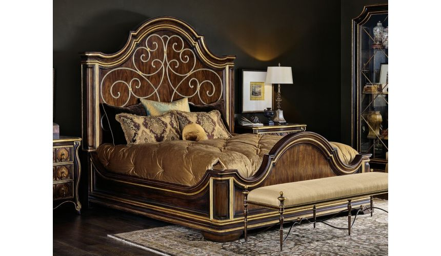 Queen and King Sized Beds High End Ginger's Bed