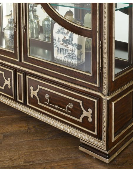 Display Cabinets and Armories Stunning King's Choice Display Cabinet