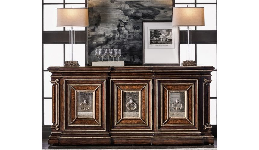 Breakfronts & China Cabinets High End Castle's Beauty Credenza