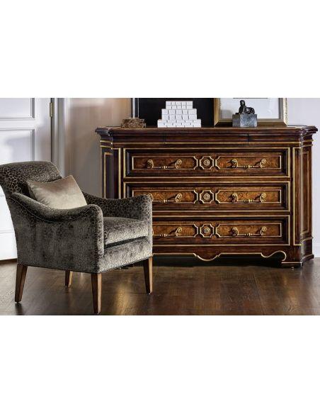Chest of Drawers Luxurious Arcadian Hillside Dresser