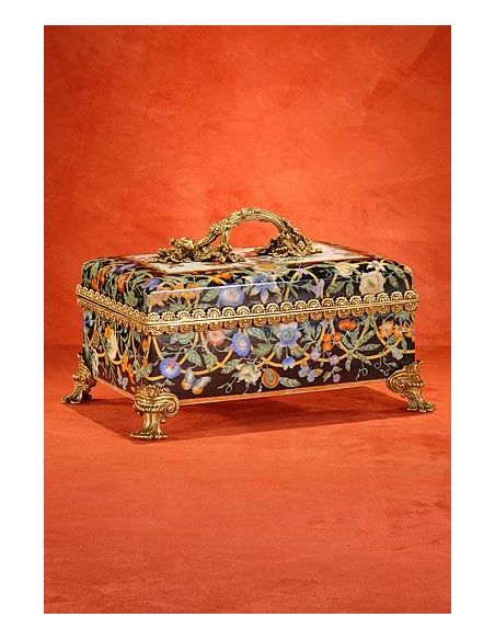 Decorative Accessories High Quality Furniture Decorative Covered Box
