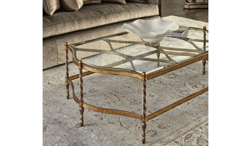 Rectangular and Square Coffee Tables Beautiful Blessing of Apollo Glass Top Cocktail Table